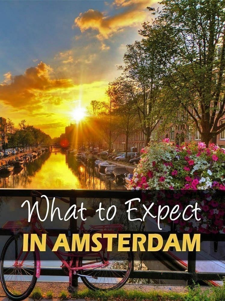 What to expect in Amsterdam | Amsterdam Travel Tips