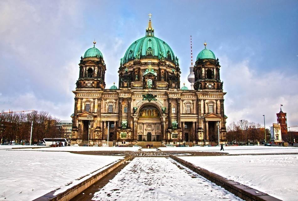 Berlin Dom in winter day | Berlin Travel Guide