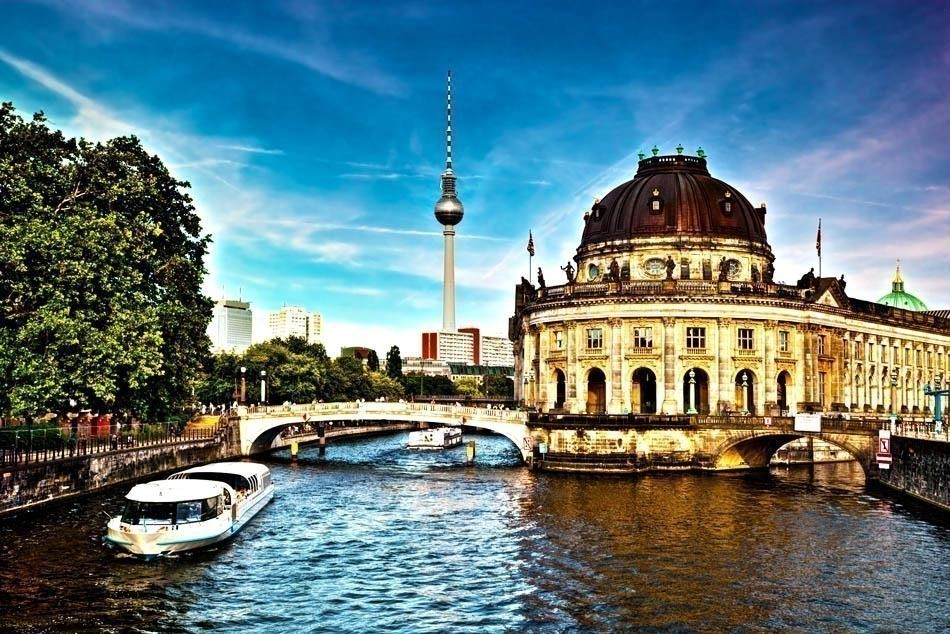 The Bode Museum on the Museum Island in Berlin, Germany Copyright Michal Bednarek| Berlin Travel Tips