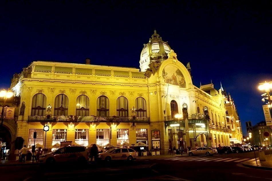 Municipal House Prague, Czech Republic | Prague Travel Tips