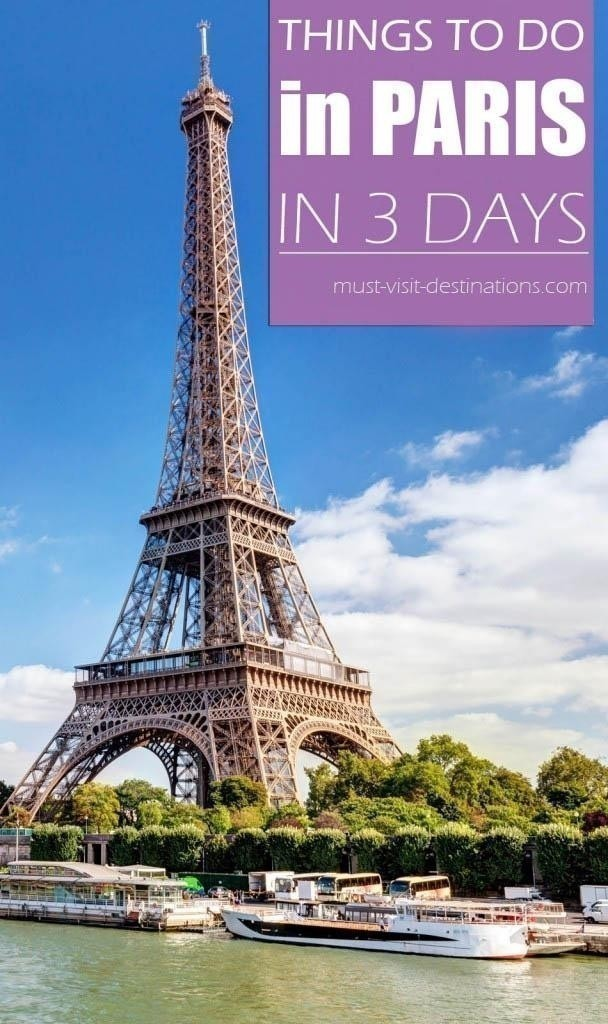 Things to do in Paris In 3 Days