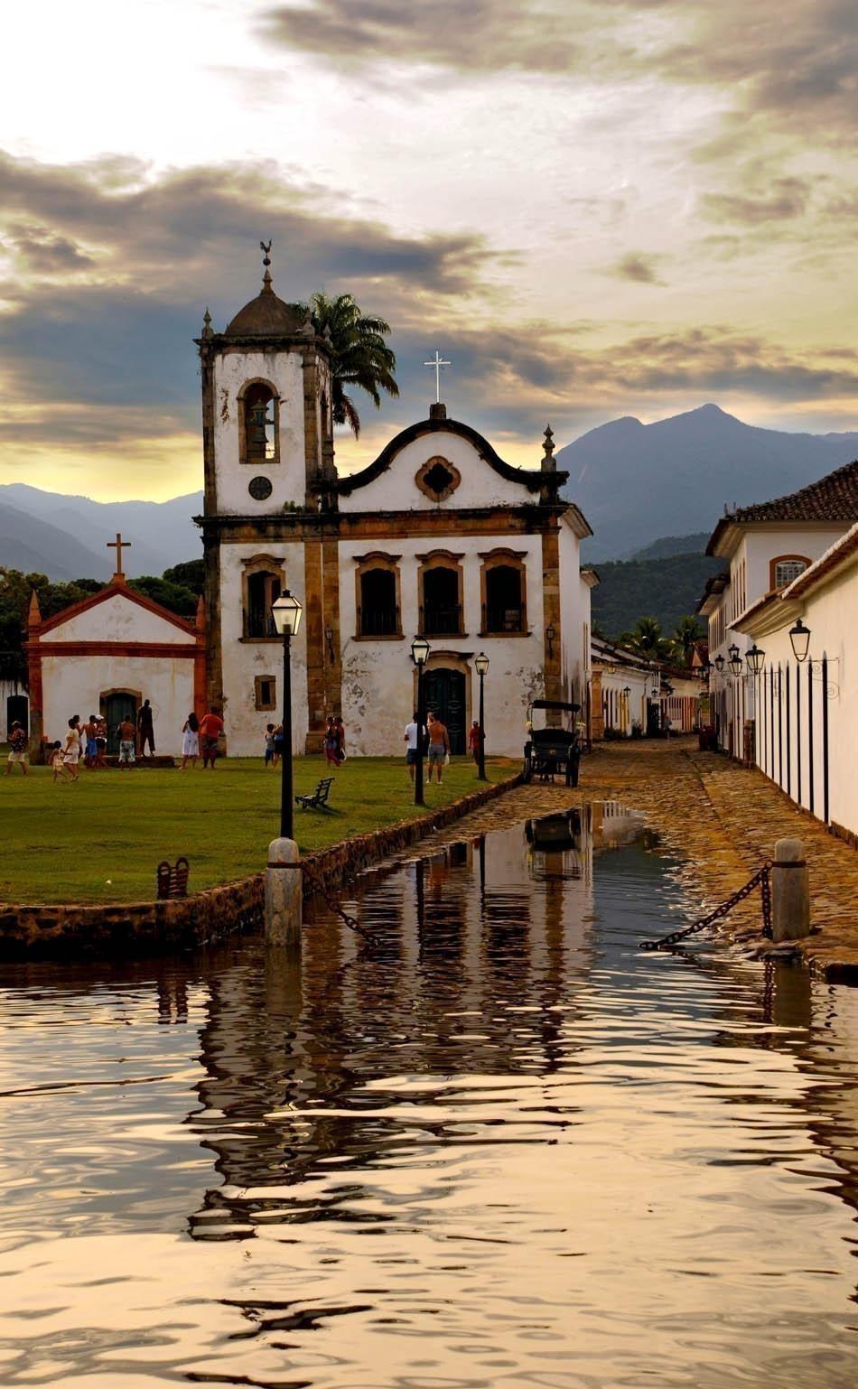 Capela de Santa Rita, Paraty, Rio de Janeiro | Brazil Travel Guide