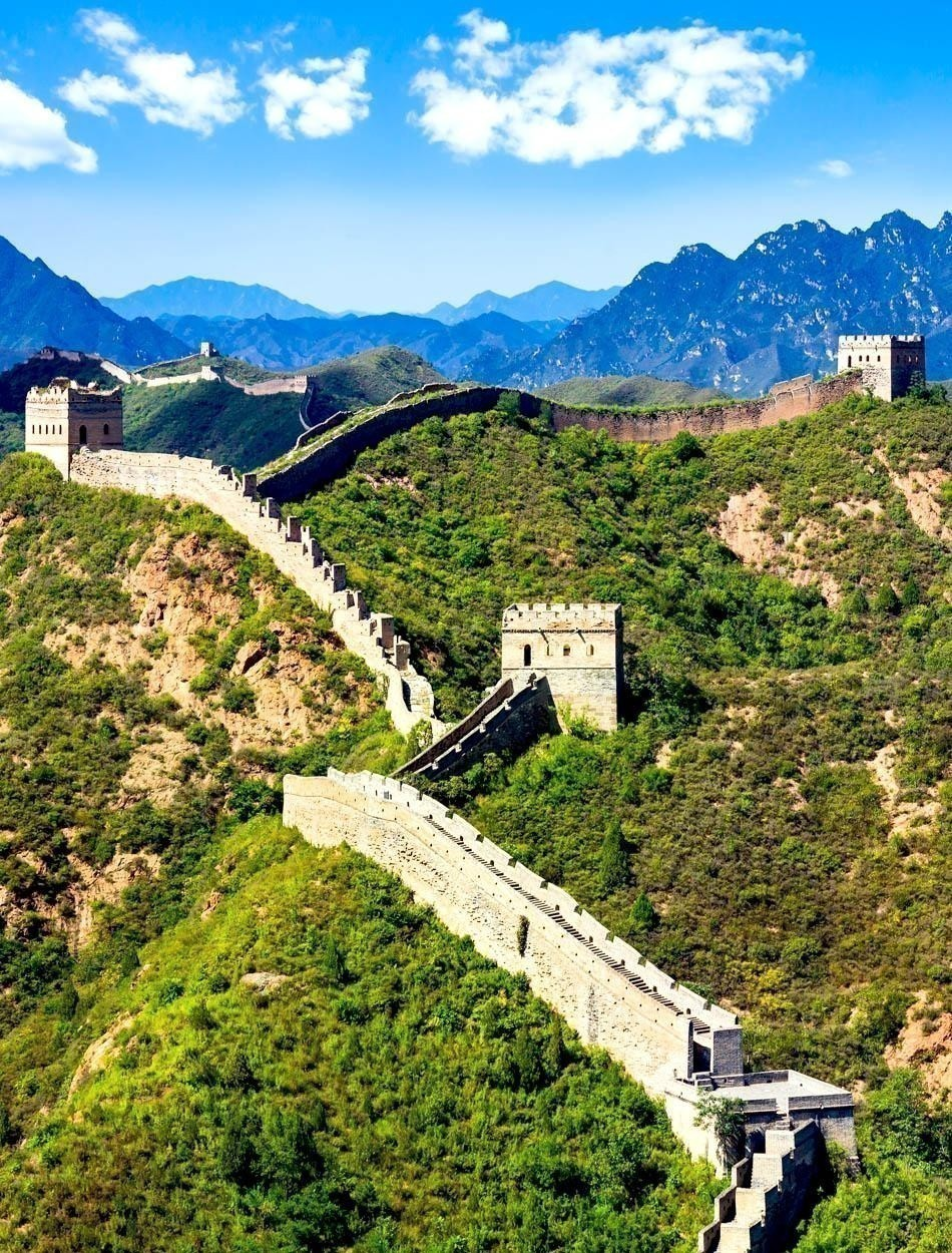 Great Wall of China, Jinshanling section near Beijing | China Travel Guide