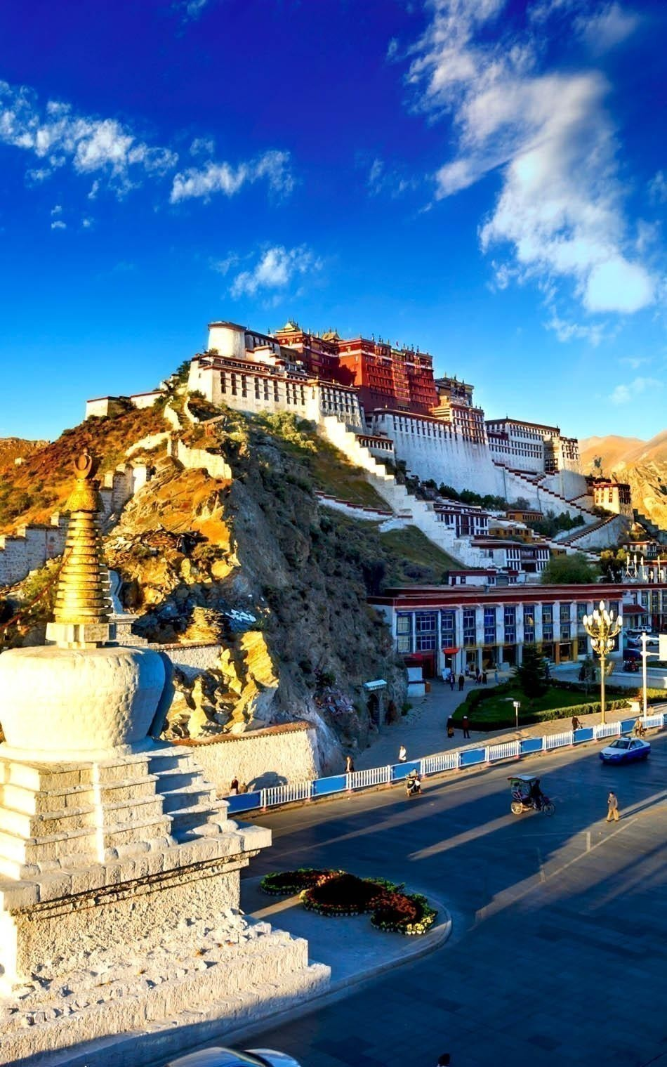 The Potala Palace, Tibet | China Travel Guide