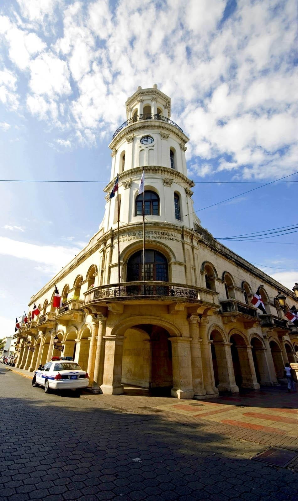 Consistorial Palace and Museum of the City of Santo Domingo | Dominican Republic Free Travel Guide