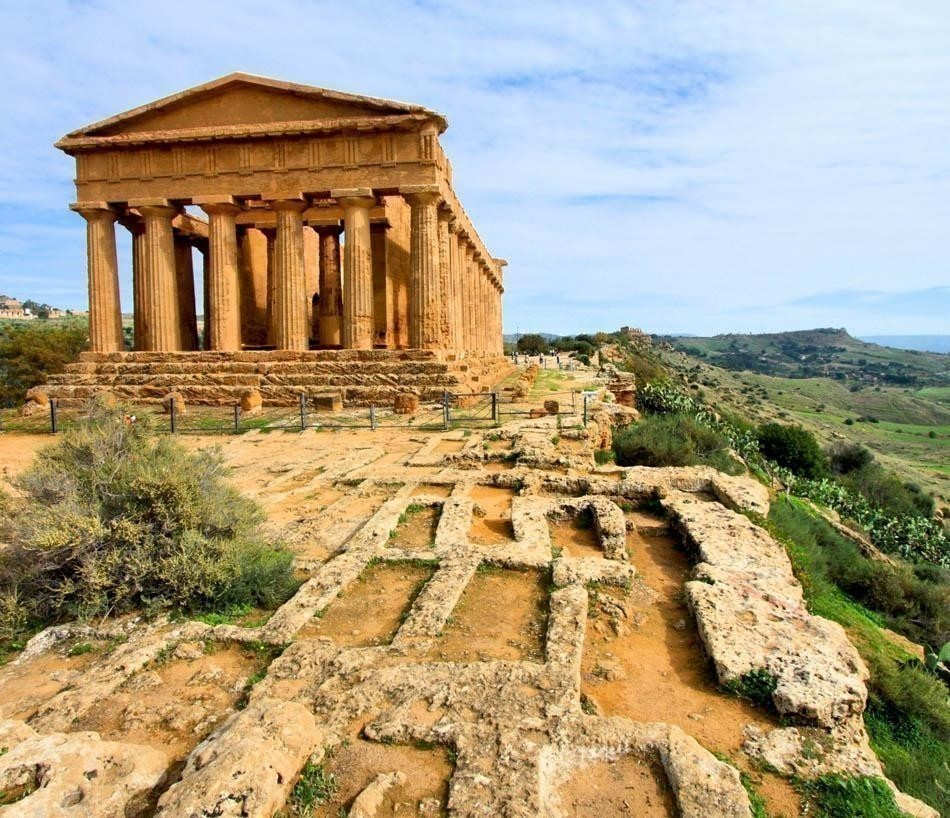 Famous Valle dei Templi, UNESCO World Heritage Site - Sicily | Italy Travel Guide