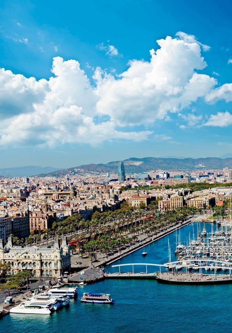 Harbor district in Barcelona, Spain | TOP 10 Free Things to See and Do in Barcelona