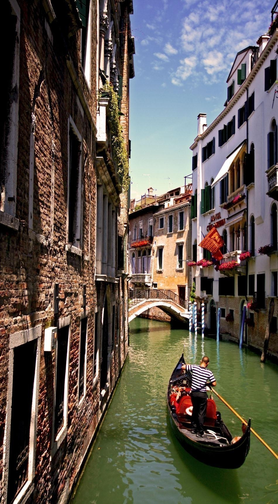 Take a Gondola Ride on Venice's Canals | Italy Travel Guide