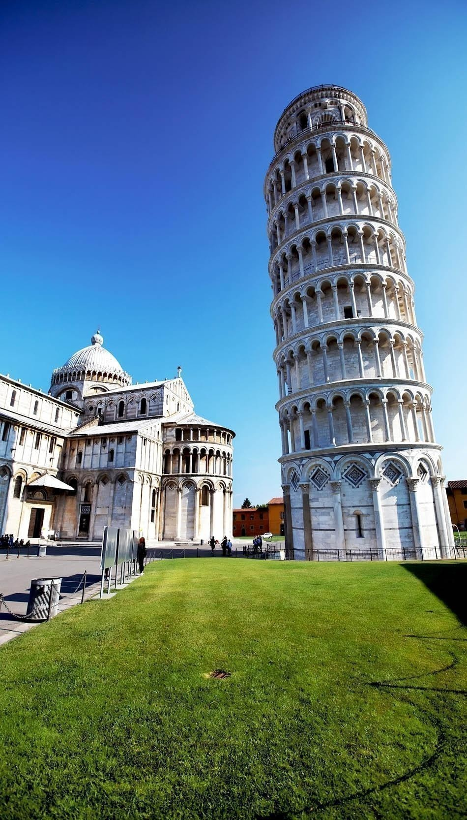 The Famous Leaning Tower, Pisa | Italy Travel Guide