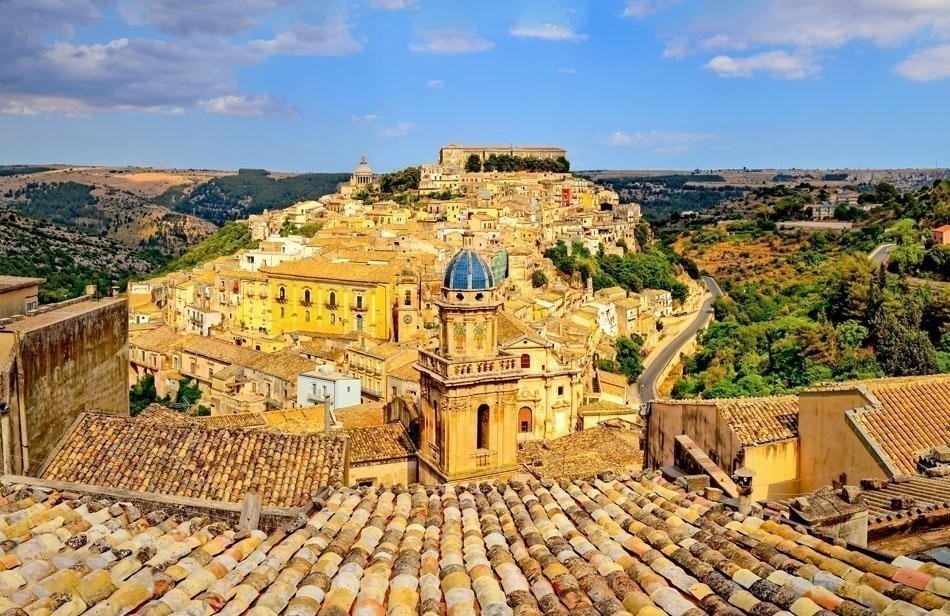 Beautiful village Ragusa in Sicily | 3 Unforgettable Days in Sicily - Itinerary suggestions