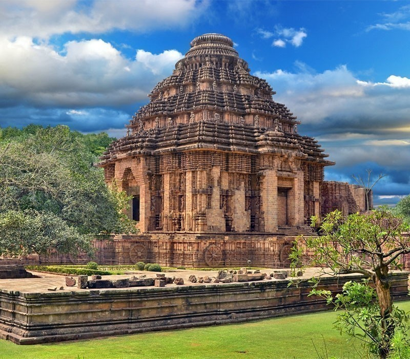 Ancient temple of the Sun God in Konark, Orissa, | Your Complete Travel Guide to India