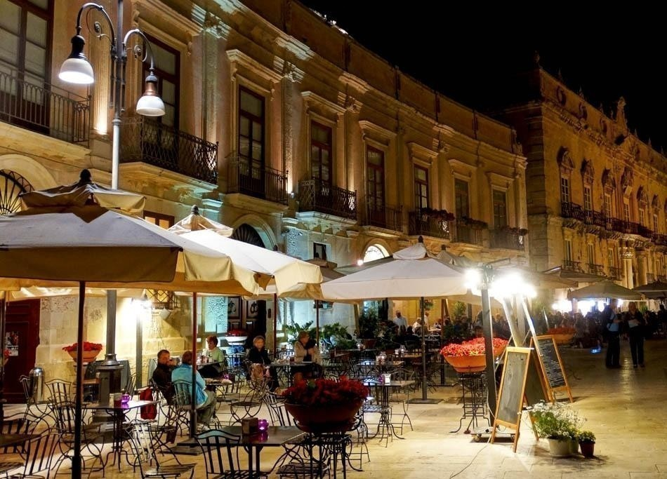 Syracuse is a classic Sicilian beauty with citrus orchards and cafes. | 3 Unforgettable Days in Sicily - Itinerary suggestions