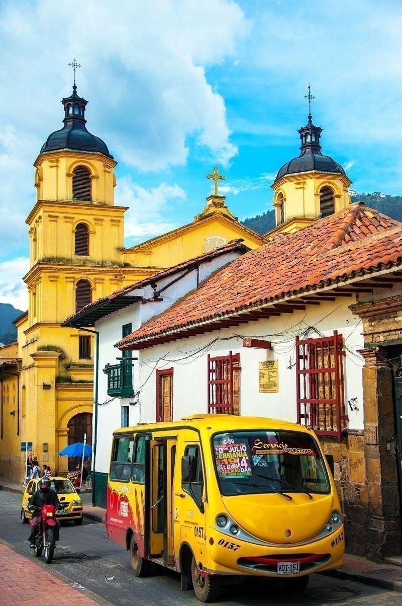Bogota, Columbia | 8 Perfect Cities for Art Lovers