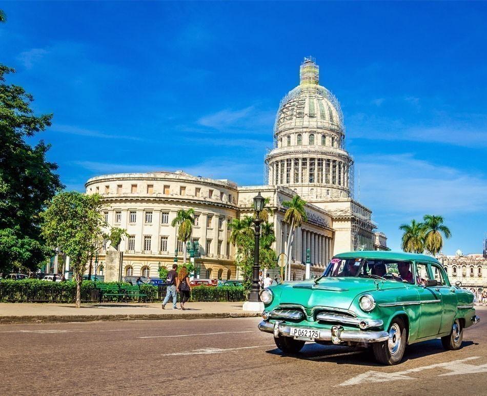The Capitol in Havana, Cuba | TOP 10 Budget Destinations for 2016