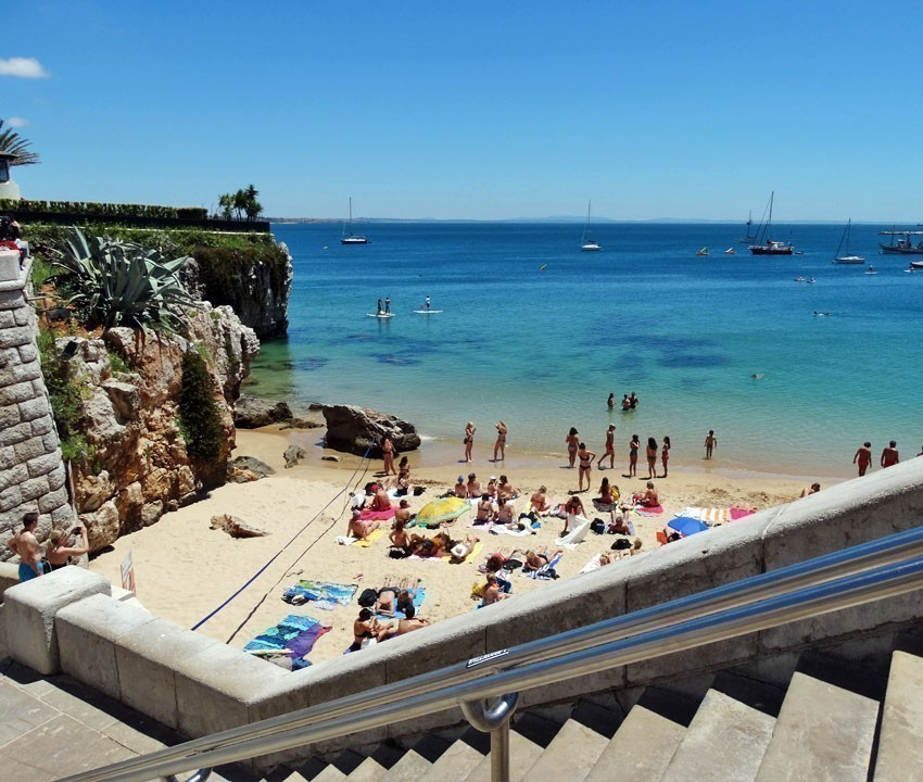 Beaches of Cascais | 11 Must-See attractions in Portugal