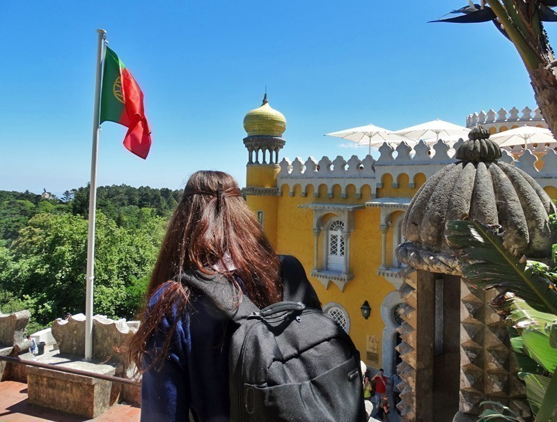 Pena National Palace in Sintra | Portugal Travel Guide: What to Do and See