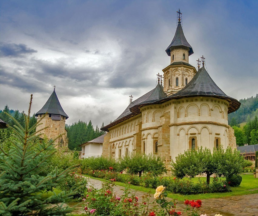 One of the most important romanian monastery, Putna. (Unesco Heritage) | 5 Reasons Why Romania is the Country Every Traveler Needs to Visit