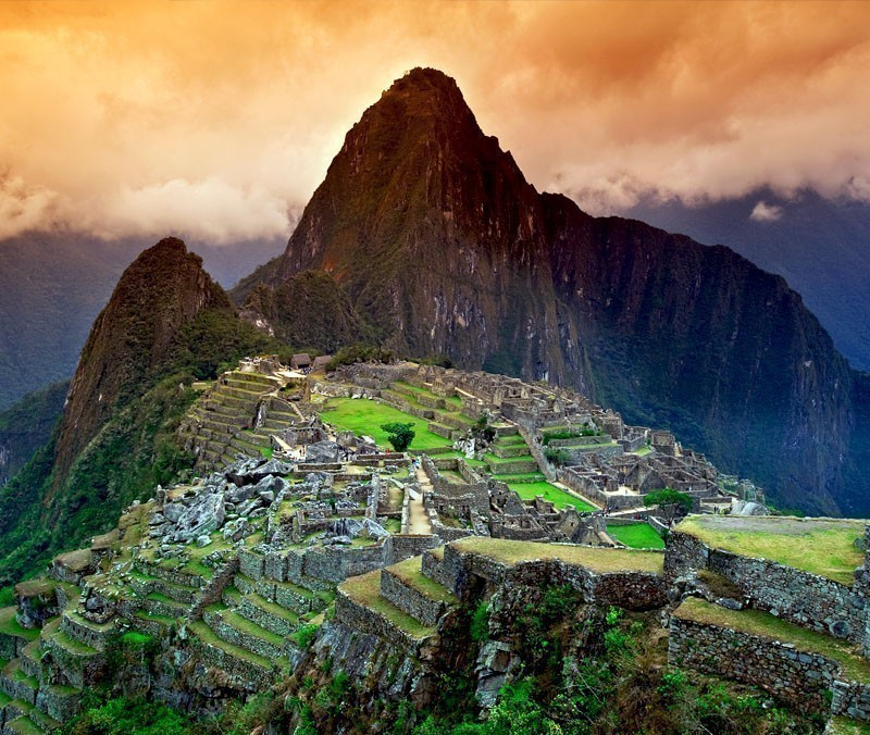 Lost City of the Incas-Machu Picchu, Peru | 10 Wonders Of The World You Have To Visit