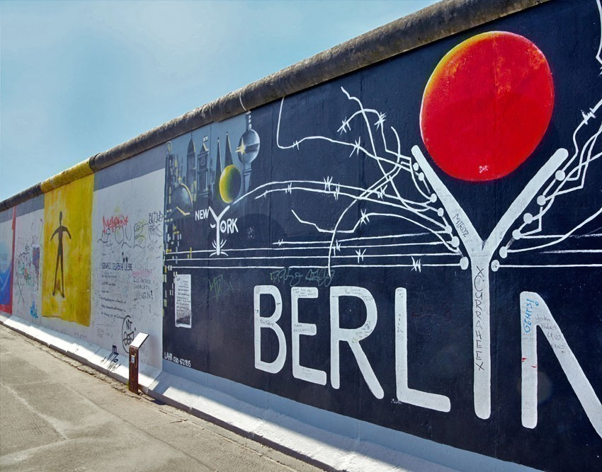 Visiting Germany and not witnessing the remains of Berlin wall is simply unimaginable. A wall which divided Berlin into two parts for 28 years is a piece of history depicting the turbulent times that Germany had once been through. | Germany Travel Guide