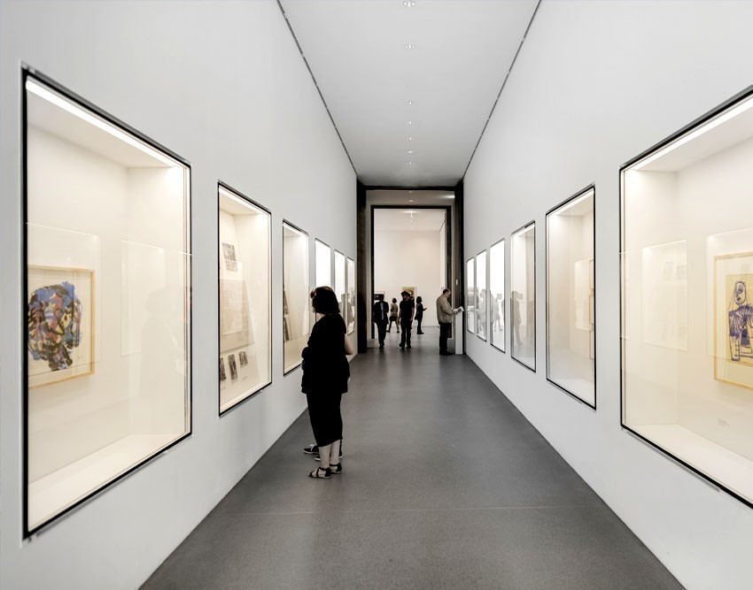 A fine example of Germany's architectural brilliance, Pinakothek der Moderne in Munich is an iconic white edifice which is Mecca of modern art | Germany Travel Guide