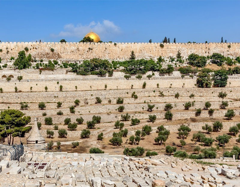 The Old City of Jerusalem is a UNESCO World Heritage Site and one of the most loved ancient walled cities in the world. | Top 10 Most Beautiful Walled Cities in the World You Must Visit