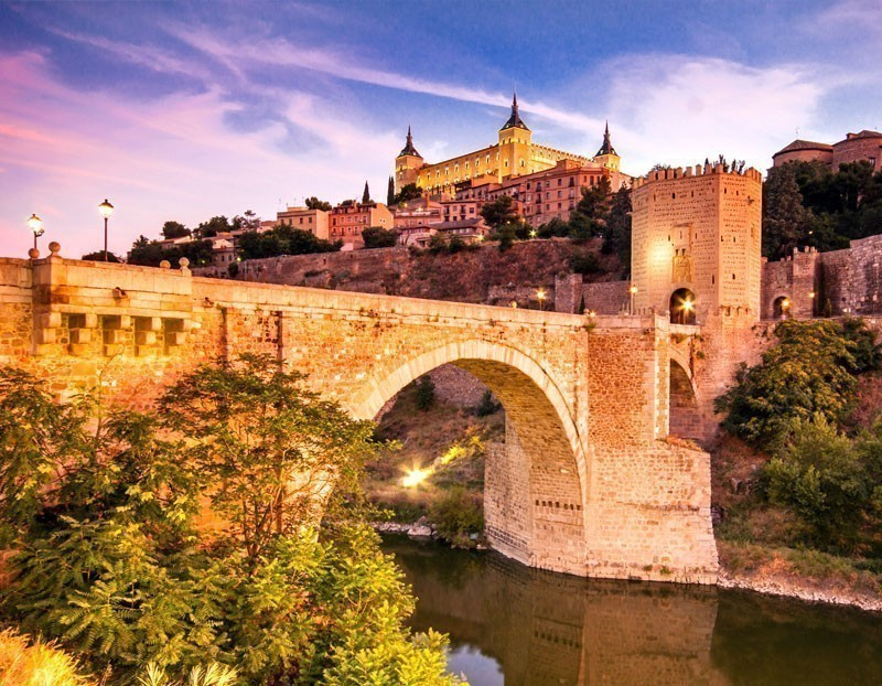 "A UNESCO World Heritage Site, Toledo is also known as the Imperial City and as the ""City of the Three Cultures"" due to the historical co-existence of Jews, Christians, and Muslims 