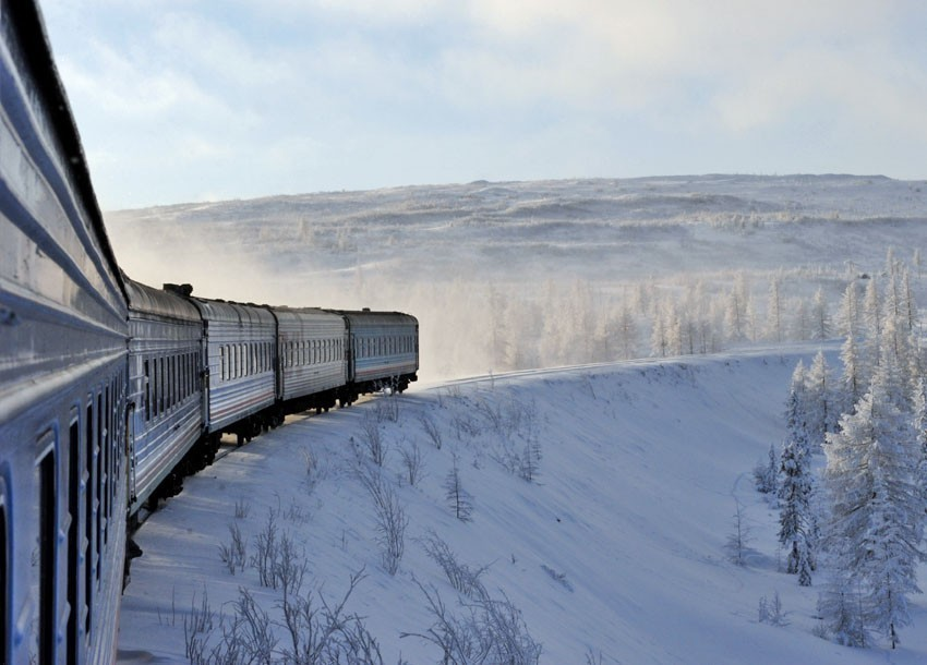 Trans-Siberian Railroad, Russia | 7 Most Exciting Train Rides To Experience Before You Die