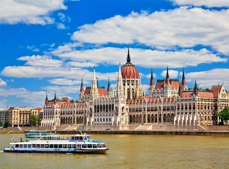 Amazing Building of Parliament in Budapest | 10 Things To Do in Budapest