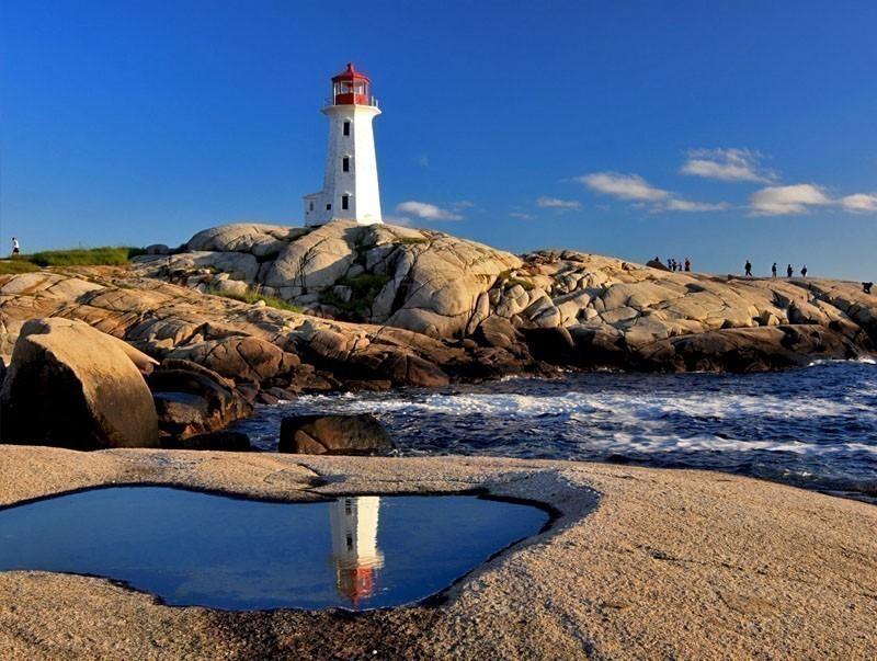 Peggys Cove Lighthouse   Visit Nova Scotia - A Slice of Scotland in Canada