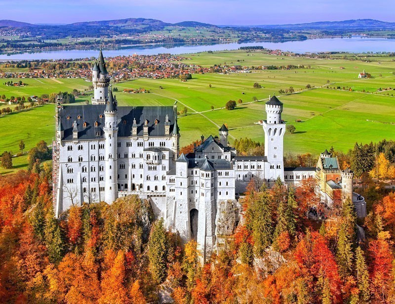 Top 10 best places to visit in germany must visit for Best places to go to vacation