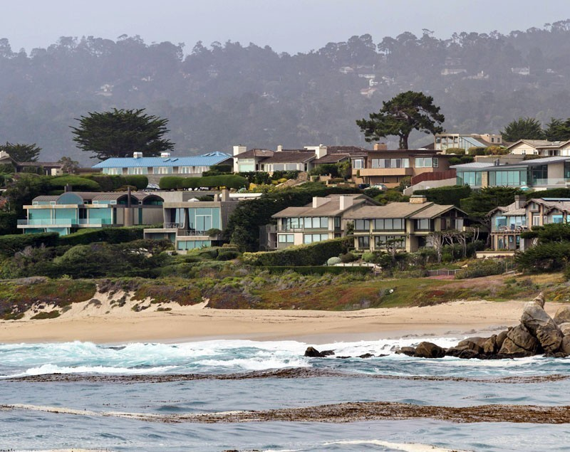Carmel by the sea, California      10 Most Beautiful Small Towns To Visit In The U.S.A.