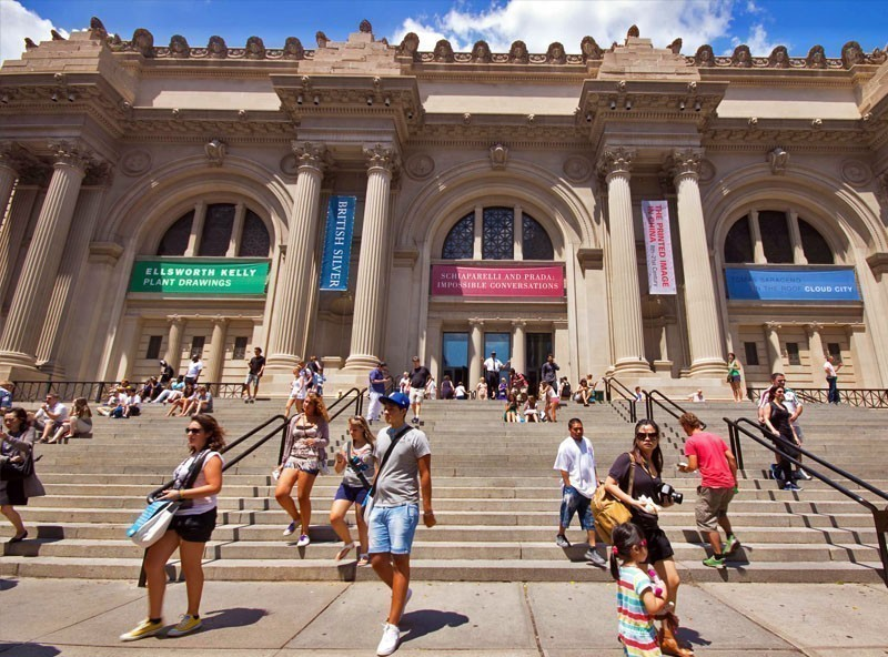 Metropolitan Museum of Art in New York City | TOP 10 Tourist Attractions in New York City