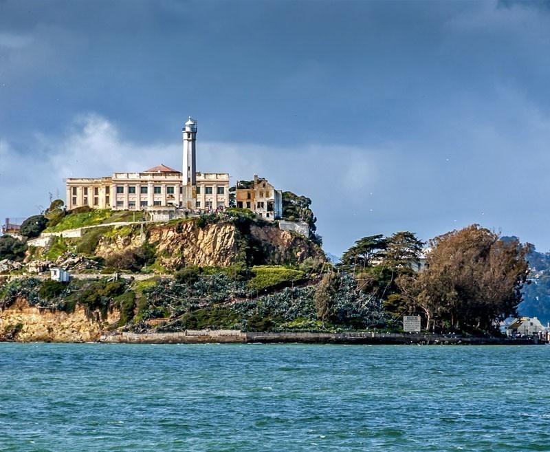 The Legendary Alcatraz Island   |    TOP 10 Tourist Attractions In San Francisco
