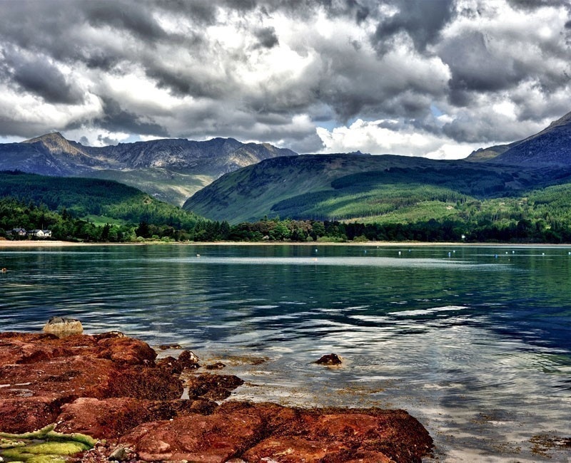 Beautiful view of Isles of Arran in Scotland | 10 Reasons Why Scotland Must Be On Your Bucket List