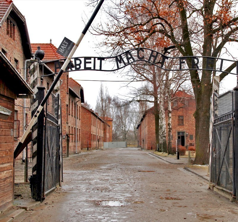 Gates to Auschwitz Birkenau Concentration Camp, Poland   10 Great Reasons to consider a Trip in Poland