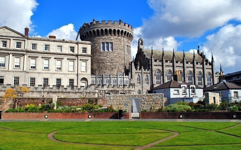 Visit the Dublin Castle | What to Do in Dublin in 3 Days