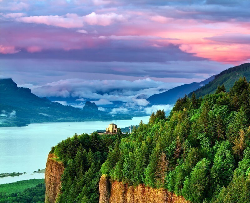10 best places to visit in oregon must visit destinations for Best places to go to vacation